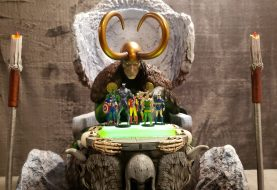 Loki Steals The Throne On King Of Statues 41