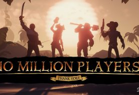 Sea of Thieves Celebrates Hitting 10 Million Players Milestone