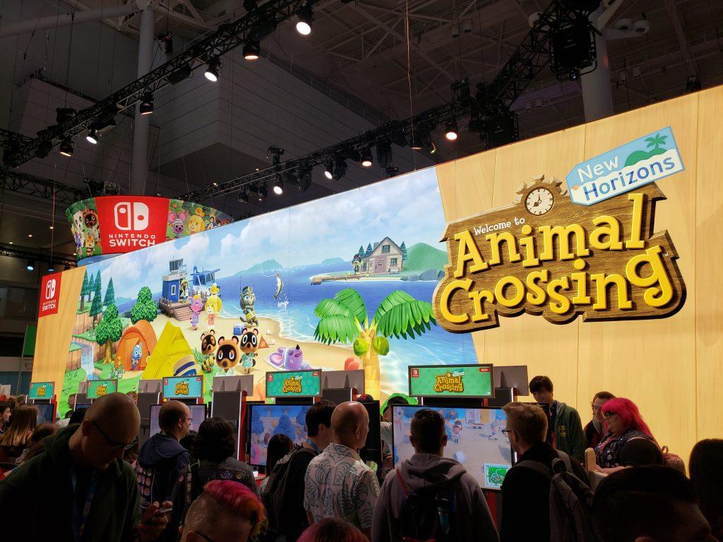 Animal Crossing Pax East