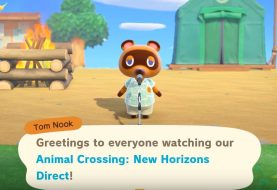 Tom Nook – Welcome