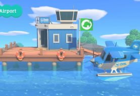 Animal Crossing – airport