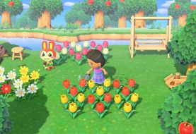 Animal Crossing New Horizon – gardening