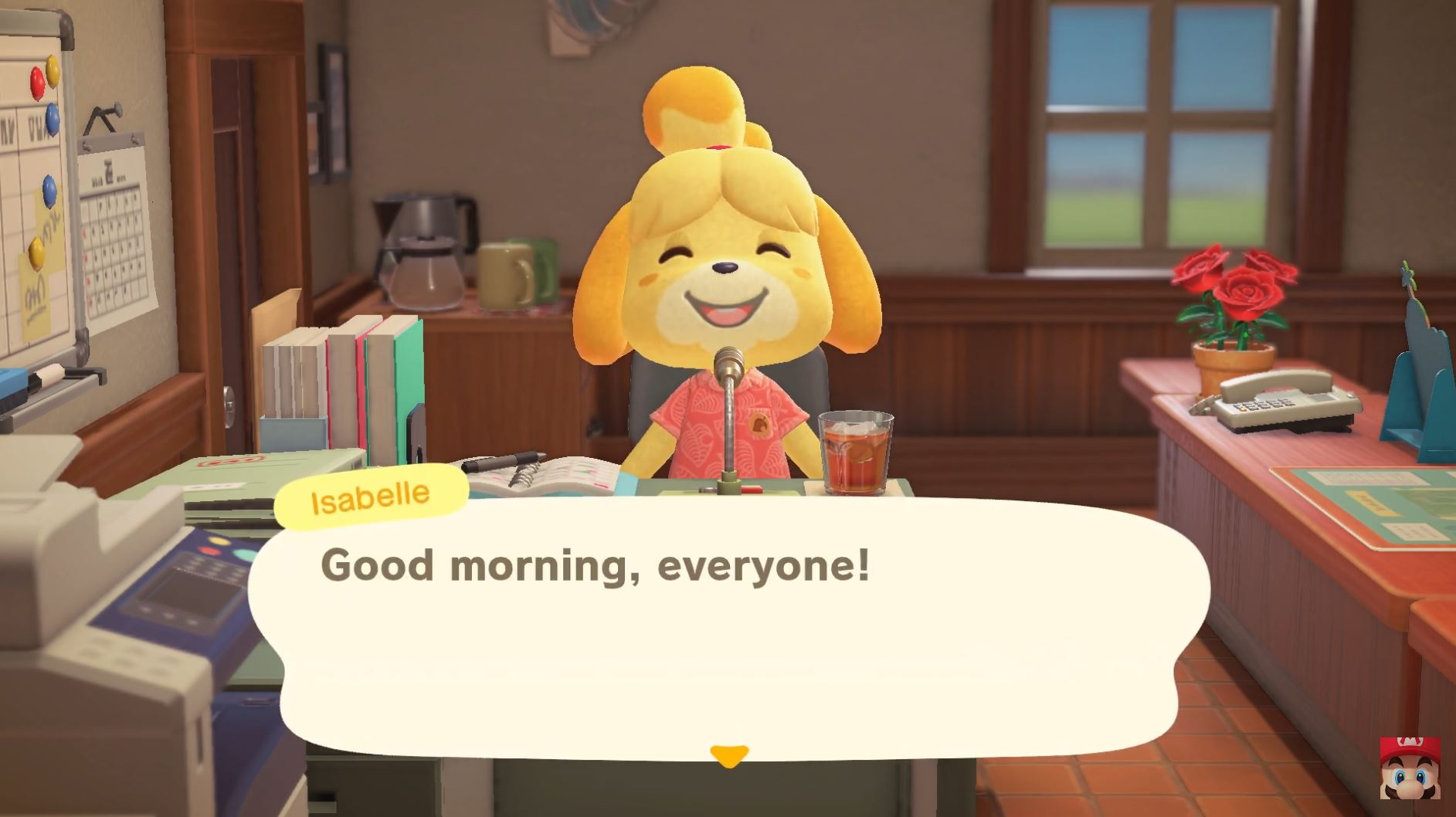 Animal Crossing New Horizon - isabelle