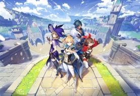Genshin Impact Final Closed Beta PS4 Gameplay