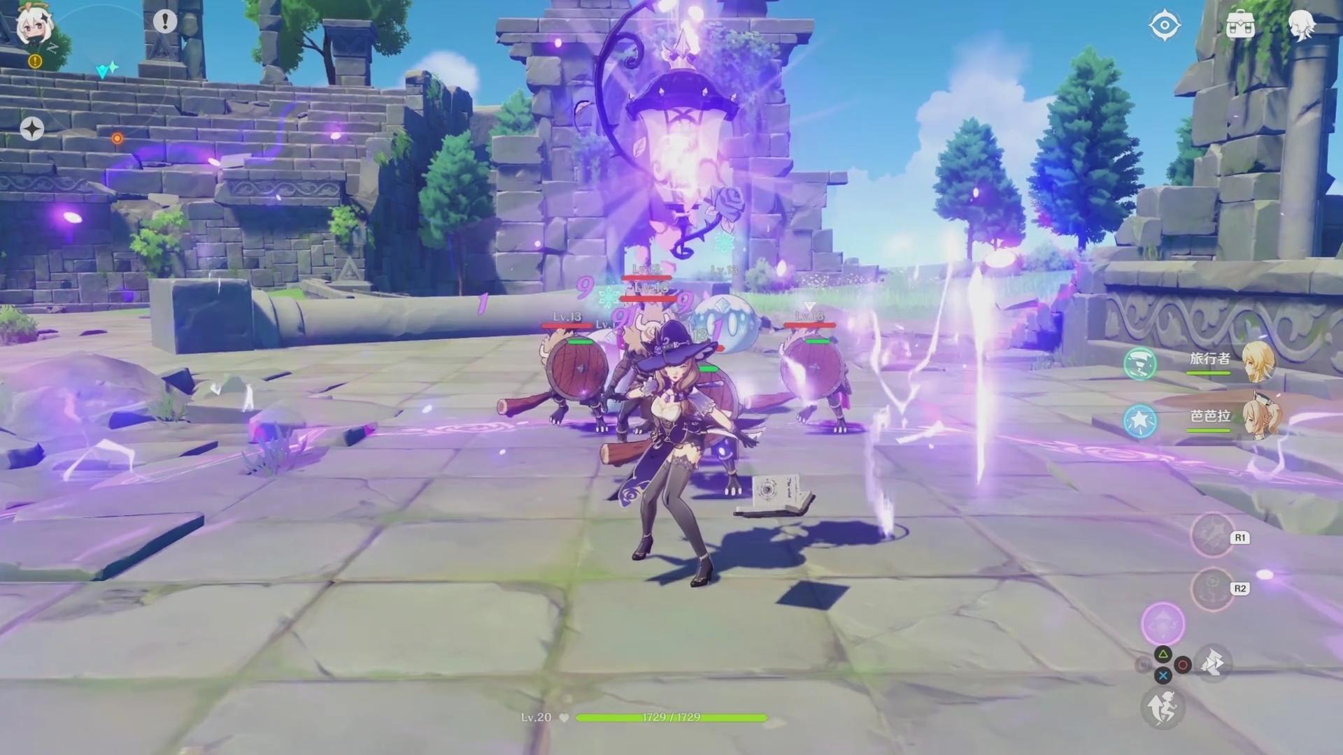 Genshin Impact Elemental Combo Guide Unpause Asia