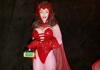 Scarlet Witch Hexes Her Way Onto King Of Statues 46