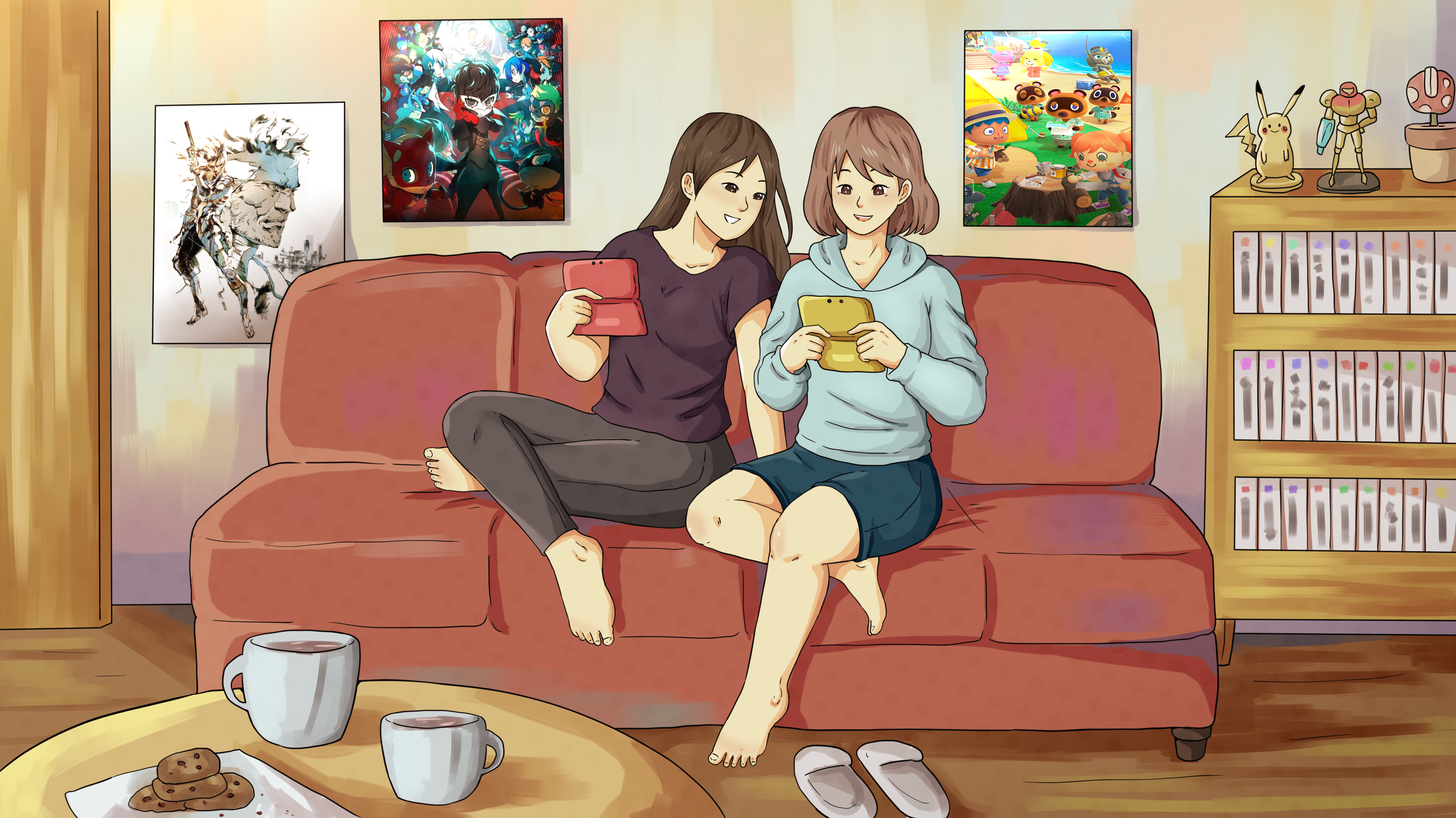 Date Night Video Games