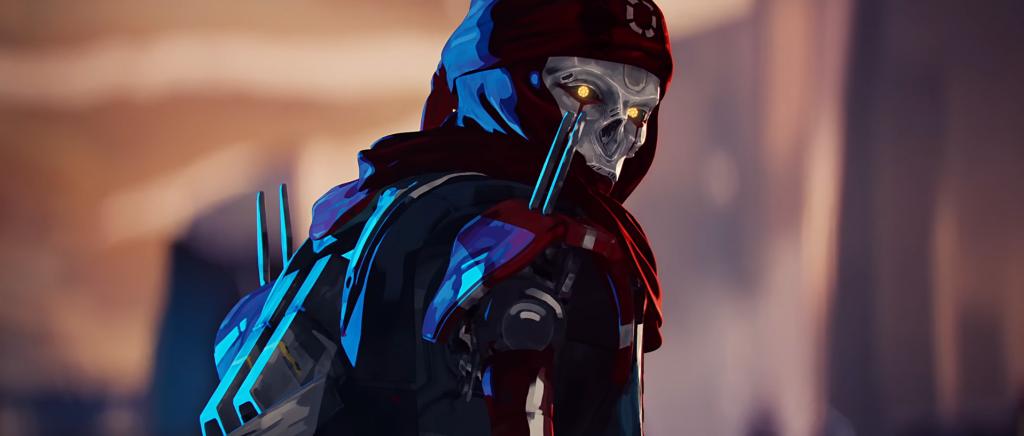 Revenant, the new Apex hero in Season Four, Assimilation