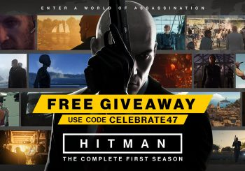 IO Interactive Is Giving Away 47k Steam Codes To Celebrate 4 Years Since Hitman Season One