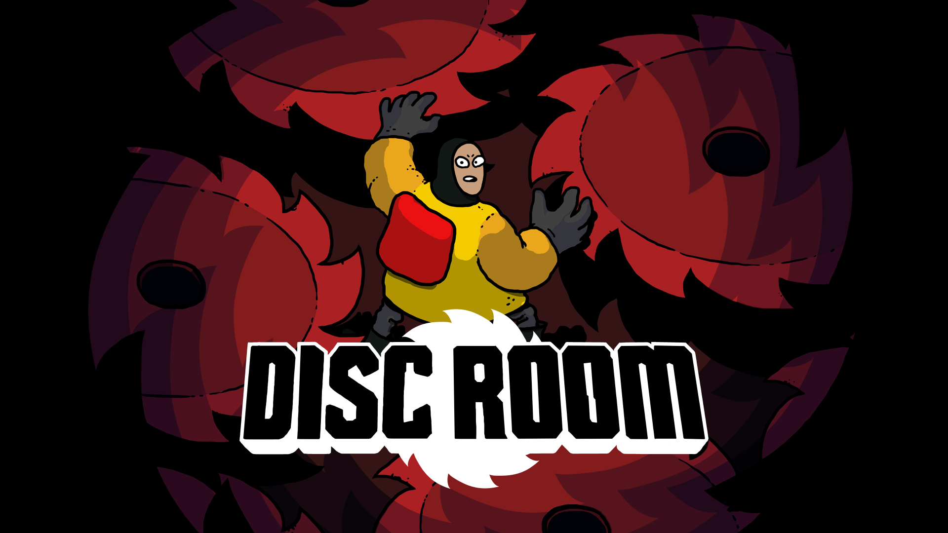 Disc Room Key Art