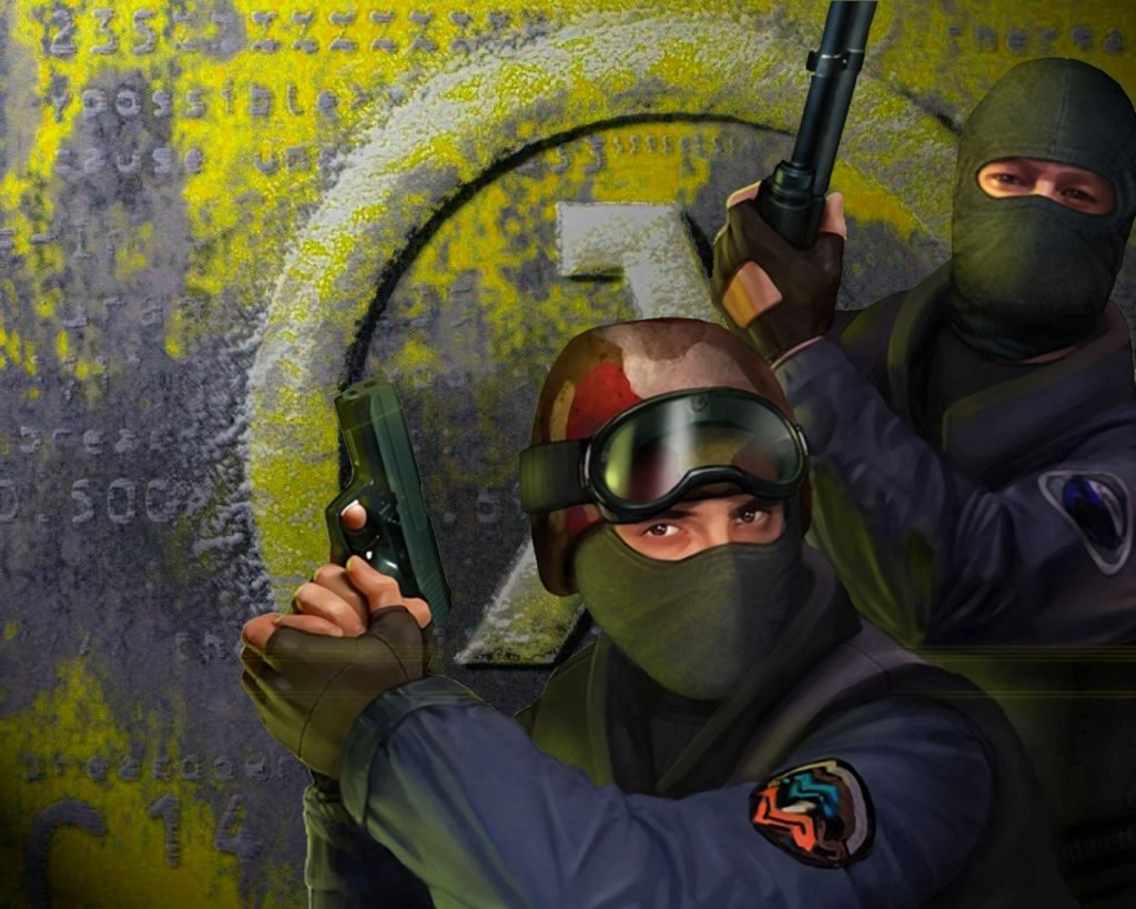Half Life Counter Strike Mod
