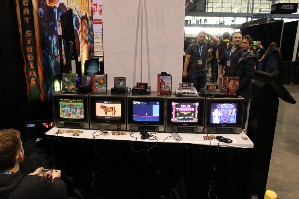 Mega Cat Studios Retro Cartridges