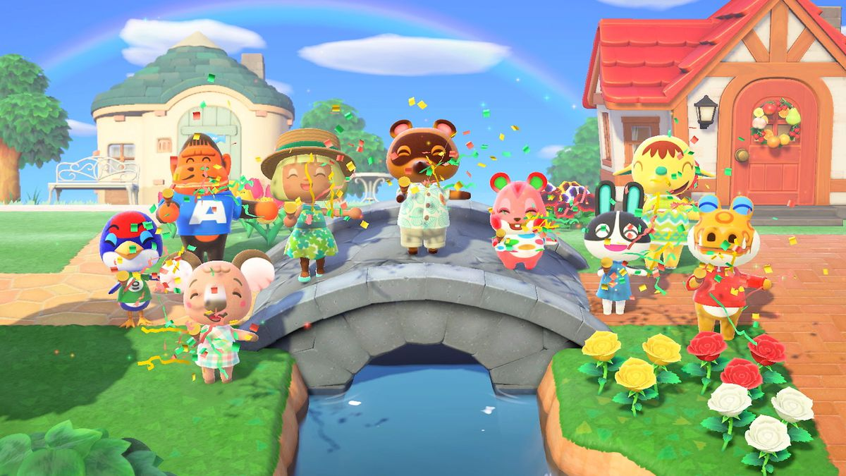 Animal Crossing Name Your Island In 10 Characters Or Less