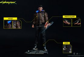 PureArts + CD Projekt Red CyberPunk 2077 1/6 Articulated Figures