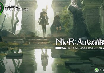 NieR: Automata Become As Gods Edition Comes To Game Pass In April