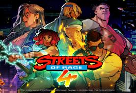 Streets of Rage 4 Retro Unveiled