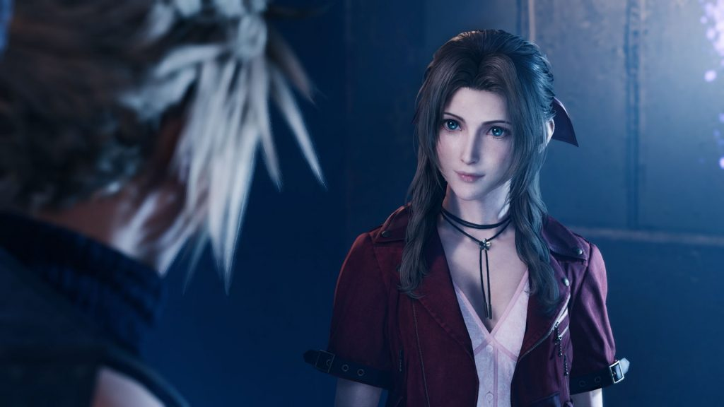Aerith & Cloud have frequently appeared outside of FFVII, so what needs to happen when they're together?