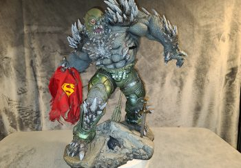 Doomsday Kills Everything On King Of Statues 49