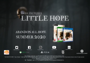 Little Hope Arrives This Summer