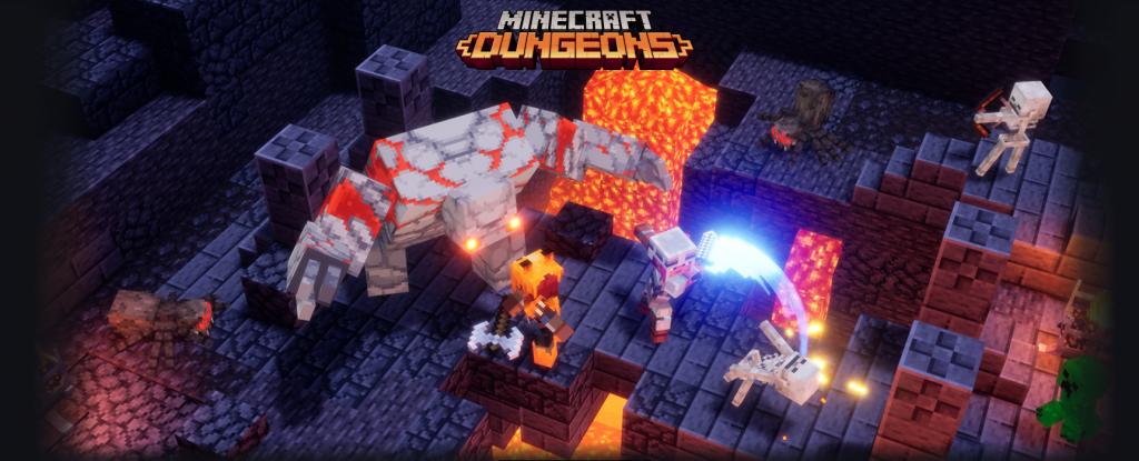 Minecraft Dungeons Beta