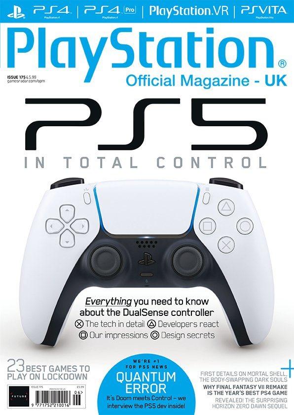 PlayStation Magazine UK 175