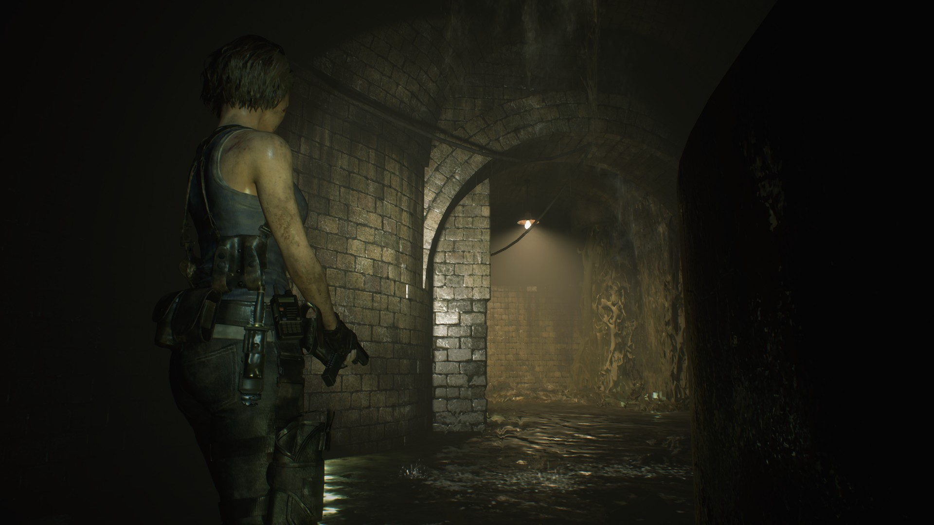 Resident Evil 3 Graphics Image