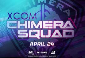 XCOM: Chimera Squad Unleashes Fury April 24th