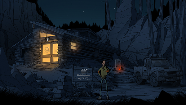Unforeseen Incidents Forest