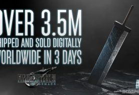 Final Fantasy VII Remake Hits 3.5 Million Units Across Digital and Shipped