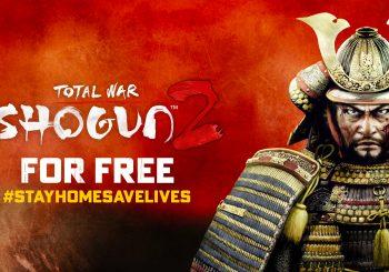 Grab Total War: SHOGUN 2 For Free on Steam Now