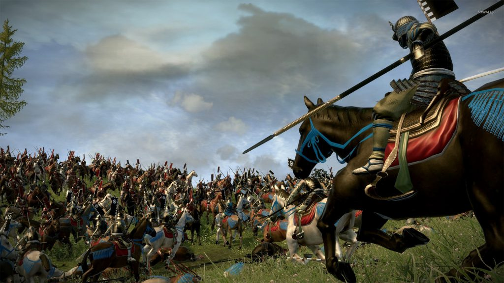 total war shogun 2 battle gameplay