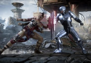 MK11's Aftermath Expansion Includes Robocop