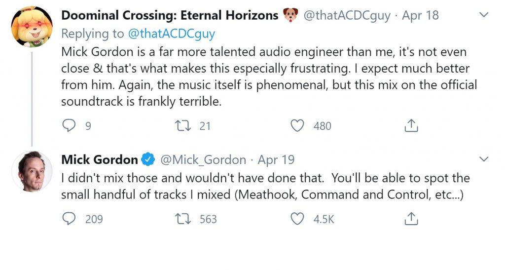 Doom Tweet