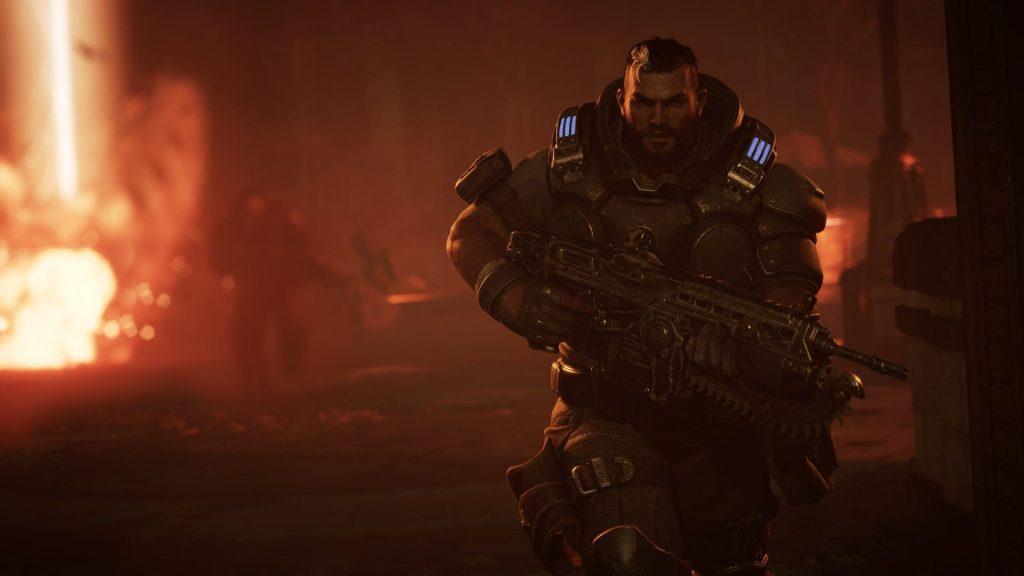 Gears Tactics Cut Scenes