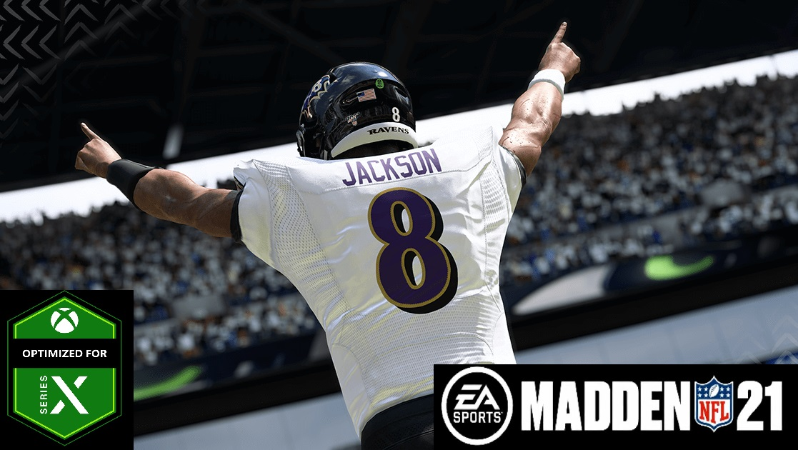 Madden 21 Cover Photo