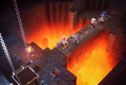 Minecraft Dungeons has a Hidden Secret for Diablo Fans