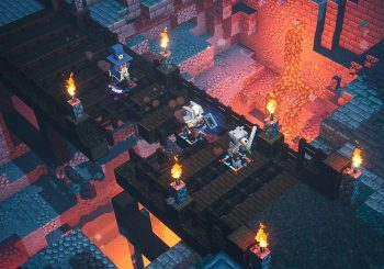 Review: Minecraft Dungeons - Diablo's Baby Brother