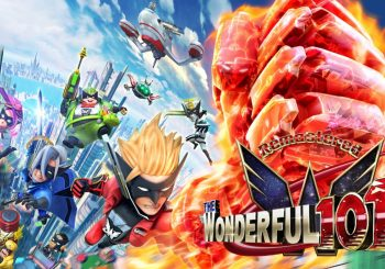The Wonderful 101 Remastered Release Date Updated