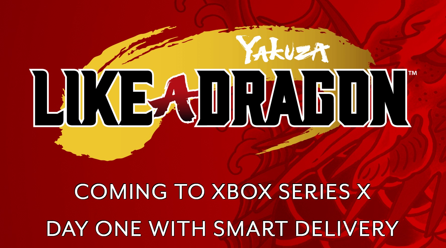 Yakuza: Like a Dragon Cover