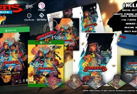 Streets of Rage 4 Set for Physical Release