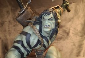 Skaar Savagely Enters King Of Statues 56
