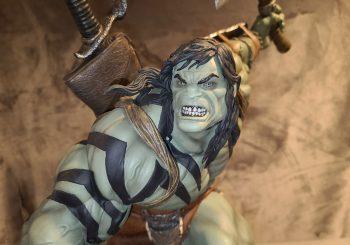 Skaar Savagely Enters King Of Statues 56