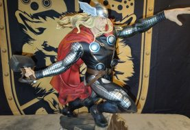 Thor Proves His Worth On King Of Statues 57