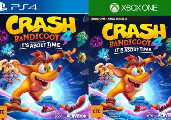 Crash Bandicoot 4 Has Been Rated For Xbox One and PlayStation 4