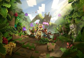 Minecraft Dungeons First DLC Is Coming This Wednesday