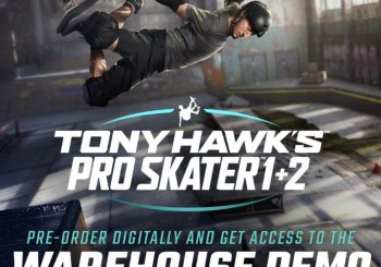 Tony Hawk's Pro Skater 1 & 2 Remaster Will Get A Demo In August
