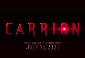 Devolver Digital Direct: Carrion Unleashes July 23rd