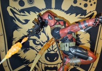 Deadpool Clowns His Way Onto King Of Statues 59
