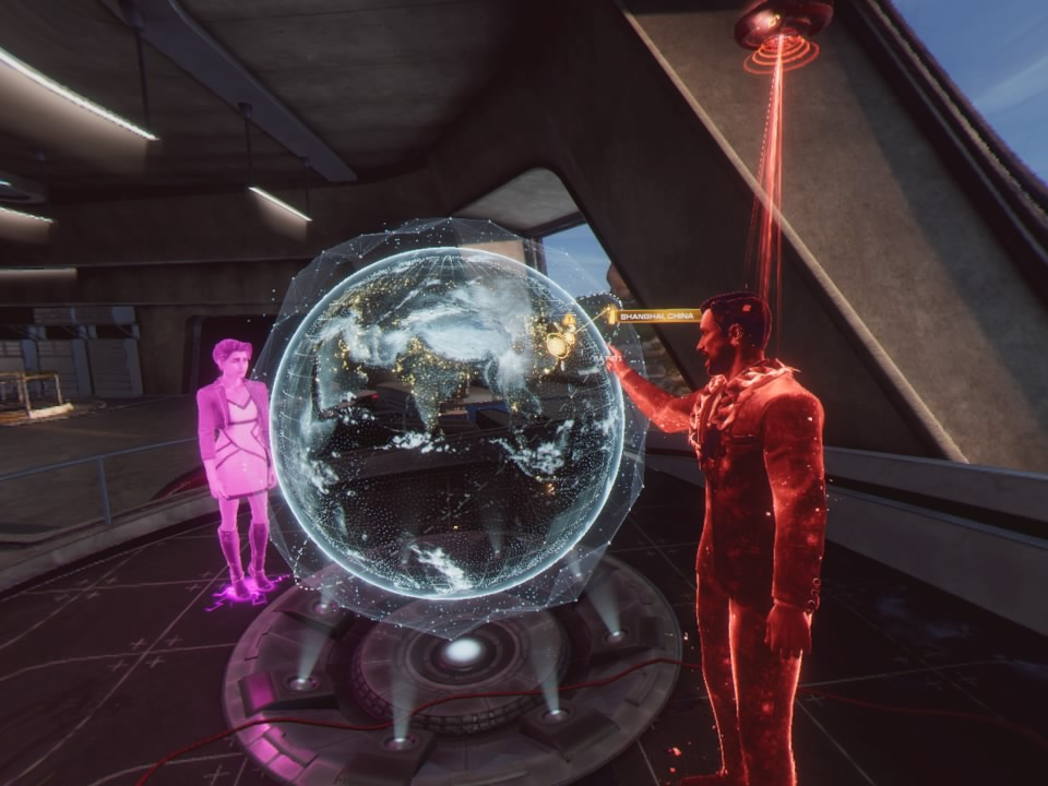 Iron Man VR AI