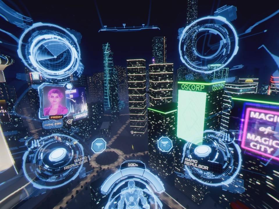 Iron Man VR China